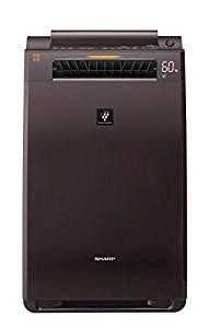 【ママ割】ポイント5倍対象ショップ限定 4/22 20:00スタート(エントリー必要)シャープ 加湿空気清浄機 プラズマクラスター25000搭載 プレミアムモデル ブラウン KI-FX75-T