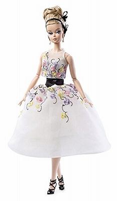 バービーコレクター バービー ファッションモデルコレクション グラムドレス(DGW56)