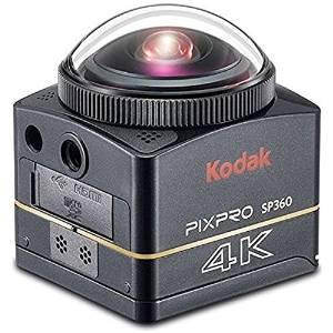 コダック アクションカメラ「SP360 4K」Kodak PIXPRO SP360 4K