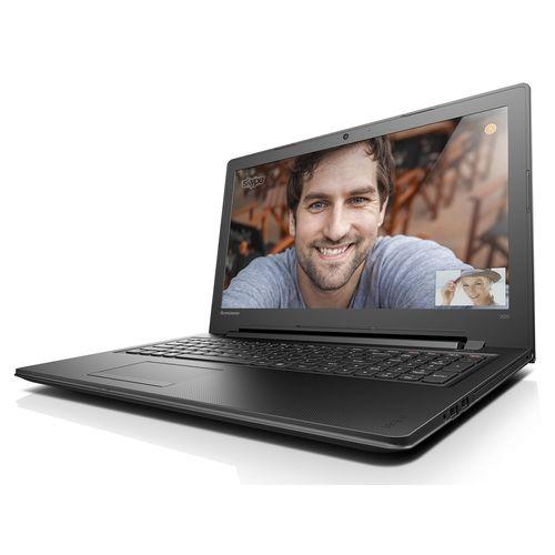 Lenovo ideapad300 80M3005EJP Windows10 Home 64bit Celeron Dual-Core 1.6GHz 4GB 500GB DVDスーパーマルチ 無線LANac/a/b/g/n webカメラ USB3.0 HDMI 15.6型液晶ノートパソコン