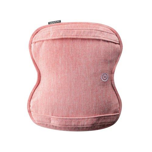 ルルド プレミアム マッサージクッション ダブルもみ LOUrde Massage CUSHION W MOMI [ ピンク / AX-HCL258 ]