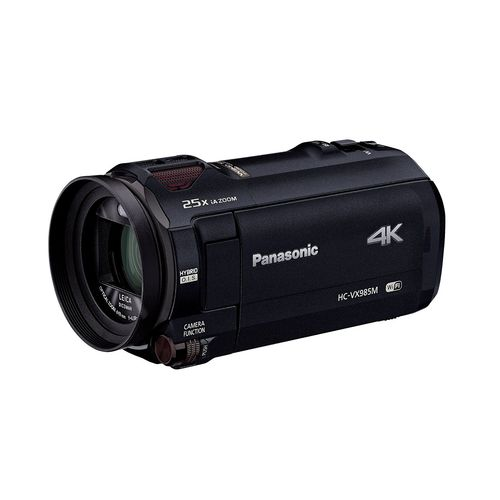 Panasonic デジタル4Kビデオカメラ VX985M 64GB あとから補正 ブラック HC-VX985M-K
