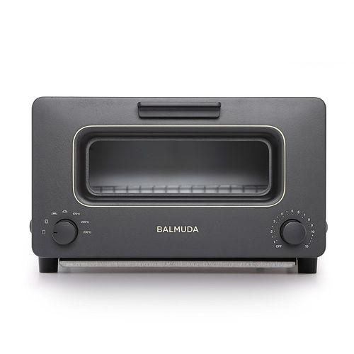 【最大1,200円オフ限定クーポン】バルミューダ スチームオーブントースター BALMUDA The Toaster K01E-KG(ブラック)