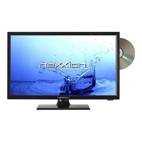 ネクシオン DVDプレイヤー内蔵 19V型 地上波デジタルハイビジョン液晶テレビ FT-A1961DB