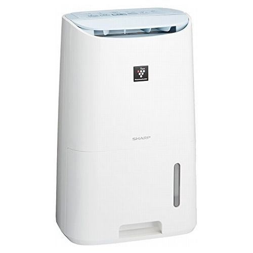 シャープ プラズマクラスター除湿機 コンプレッサー方式 衣類乾燥・消臭 除湿量~7.1L/~18畳 ホワイト CV-G71-W