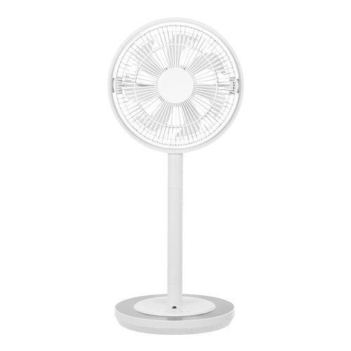 【最大1,200円OFFクーポン配布中】カモメファン 扇風機 リビングファン 28cm ホワイト FKLS-281D WH
