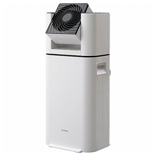 アイリスオーヤマ 衣類乾燥除湿機 スピード乾燥 除湿量 5.0L サーキュレーター機能付 デシカント式 DDD-50E