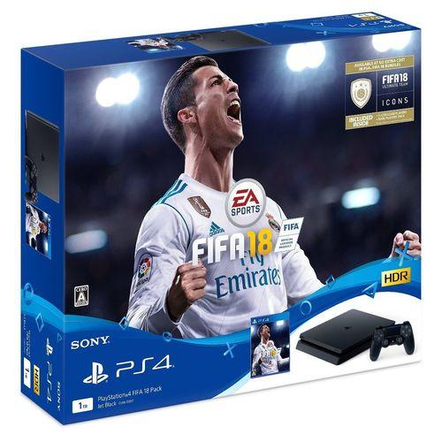 PlayStation 4 FIFA 18 Pack CUHJ-10017