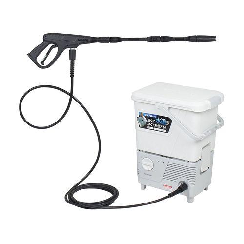 アイリスオーヤマ 高圧洗浄機 温水対応 タンク式 SBT-412N