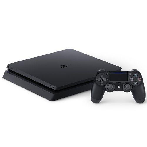PlayStation 4 ジェット・ブラック 500GB (CUH-2100AB01)