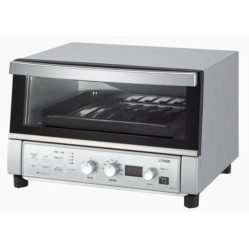 タイガー コンベクション オーブン トースター シルバー レシピ付き やきたて KAS-G130-SN Tiger