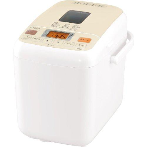 siroca ホームベーカリー [1斤/1.5斤/2斤対応] SHB-612