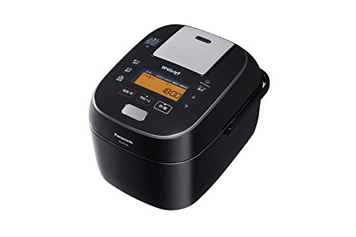 パナソニック 1升 炊飯器 圧力IH式 Wおどり炊き ブラック SR-SPA188-K
