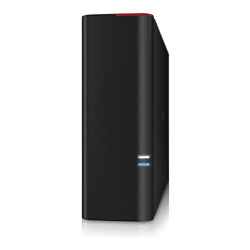 BUFFALO DRAMキャッシュ搭載 USB3.0用 外付けHDD(冷却ファン搭載) 8TB HD-GD8.0U3D