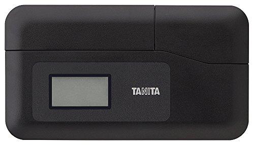 【ママ割】ポイント5倍対象ショップ限定 4/22 20:00スタート(エントリー必要)タニタ においチェッカー ES-100A BK
