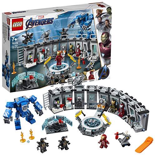 【キャッシュレス5%還元対象】レゴ(LEGO) スーパー・ヒーローズ アイアンマンのホール・オブ・アーマー 76125