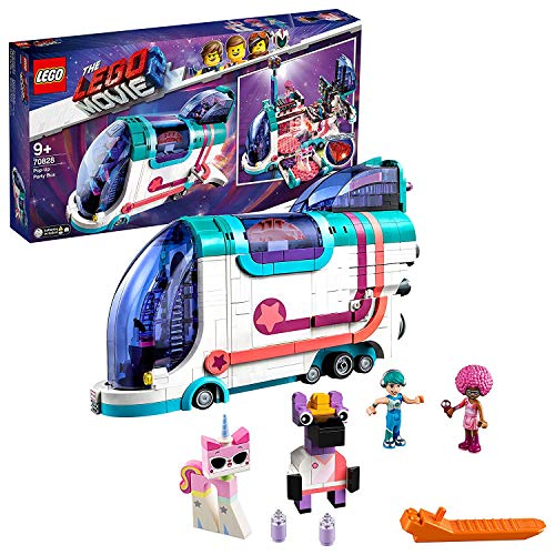 レゴ(LEGO) レゴムービー ポップアップパーティーバス 70828