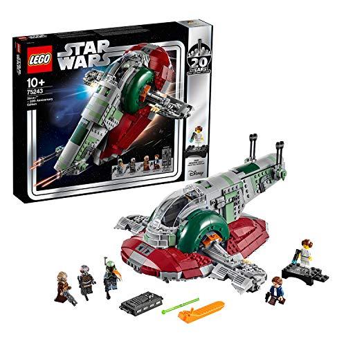 レゴ(LEGO) スター・ウォーズ スレーヴl(TM) 20周年記念モデル 75243