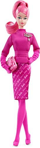 バービー ファッション・モデル・コレクション オールピンク FXD50