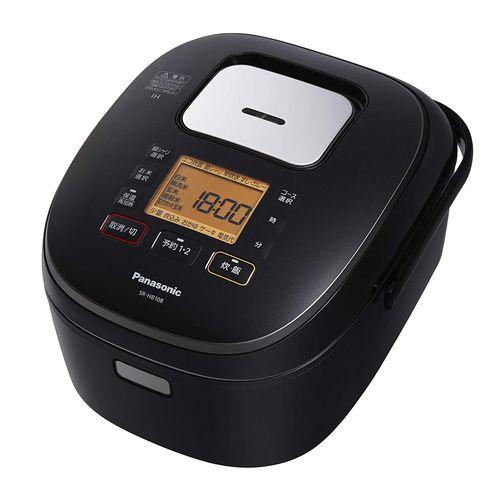 パナソニック 1升 炊飯器 IH式 ブラック SR-HB188-K