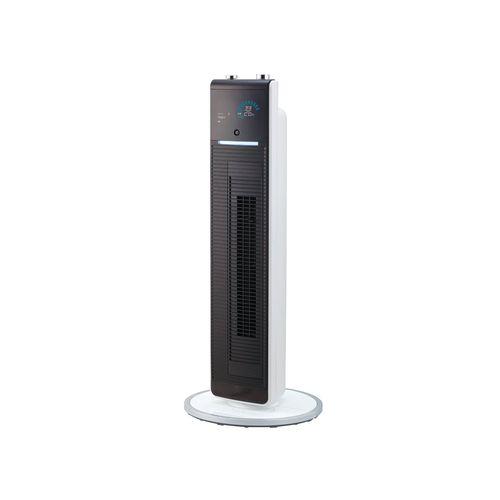 コイズミ 送風機能付ファンヒーター KHF-1280/W
