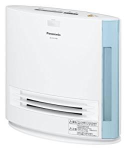 パナソニック セラミックファンヒーター 加湿機能付 ひとセンサー付 ブルー DS-FKS1204-A
