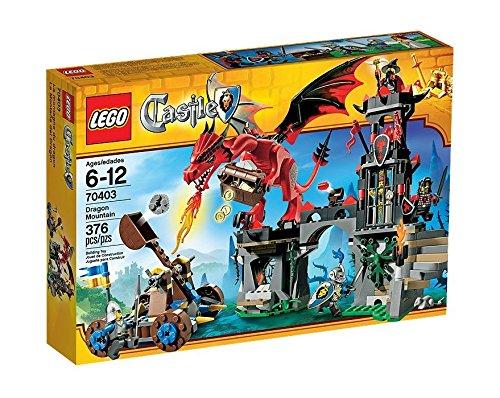 レゴ キャッスル ドラゴン・マウンテン 70403