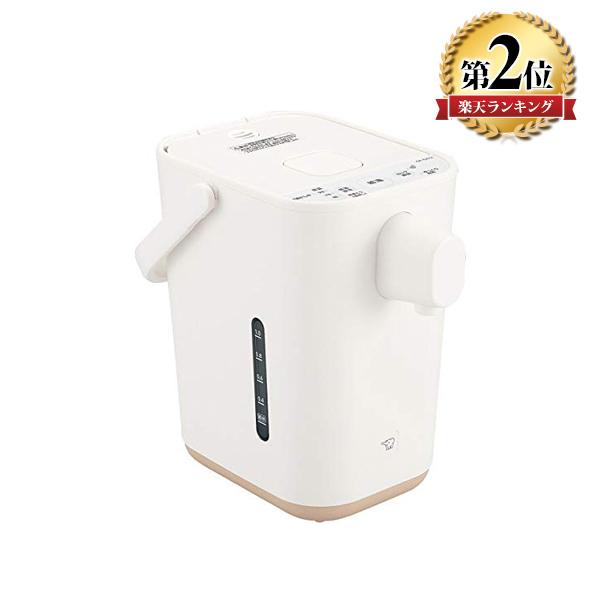 象印 電動ポット 1.2L マイコン沸とう STAN. 超激得SALE CP-CA12-WA ホワイト 電気ポット 新生活 Seasonal Wrap入荷 湯沸し器 湯沸しポット 魔法瓶 一人暮らし 保温ポット