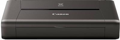 【ママ割】ポイント5倍対象ショップ限定 4/22 20:00スタート(エントリー必要)Canon キヤノンインクジェットプリンタ PIXUSIP110 モバイルコンパクトプリンタ