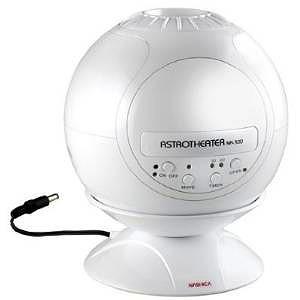 ナシカ 本格家庭用プラネタリウム ASTROTHEATER ホワイト NA-300 WHITE
