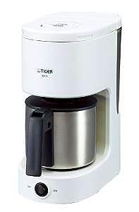 TIGER コーヒーメーカー ステンレスサーバータイプ 1~6杯用 ACC-S060 ホワイト ACC-S060-W ギフト プレゼント 贈り物 母の日 父の日 敬老の日