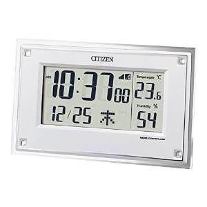 CITIZEN デジタル時計 パルデジットピュール 8RZ155-003