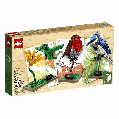 レゴ アイデア 世界の鳥 21301