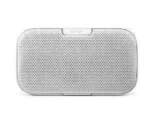 DENON DSB-200WTEM envaya ポータブルスピーカー Bluetooth対応 ホワイト