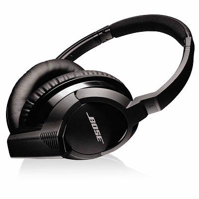 Bose SoundLink アラウンドイヤー ワイヤレスヘッドホン Bluetooth対応 ブラック SoundLink AE BT BK 並行輸入品
