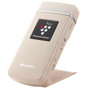 高濃度プラズマクラスター 25000搭載 イオン発生機 モバイルタイプ ベージュ系 IG-CM1-C