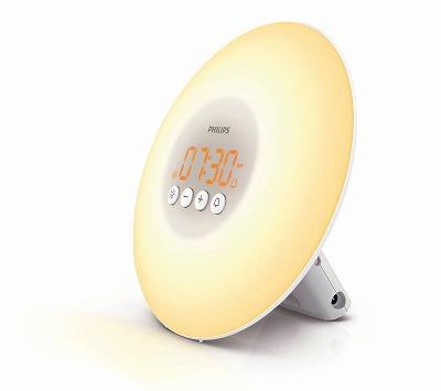 【キャッシュレス5%還元対象】HF3500/60 Wake-Up Light ウェイクアップライト/アラーム Philips社【並行輸入】