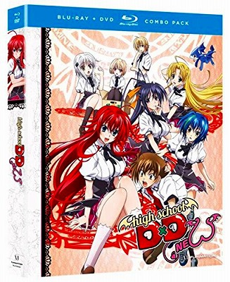 ハイスクールD×D NEW:コンプリート・シリーズ 通常版 北米版 / High School DXD New: Series