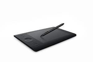 Wacom プロフェッショナルペンタブレット ワイヤレスキット付属 Sサイズ Intuos5 touch PTH-450/K0