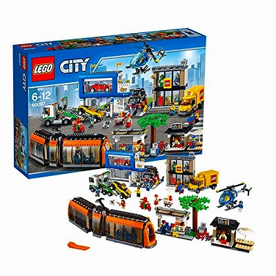 レゴ シティ レゴ (R)シティのまち 60097