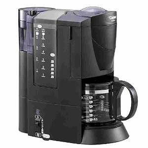 ブラック EC-VL60-BA コーヒーメーカー 【10日24時間限定\店内全品エントリーで最大P34倍/】象印 1~6杯用