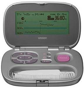 オムロン 婦人体温計 【大型液晶】【グラフ表示】サーモプラン MC-440