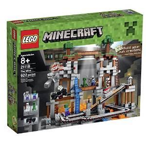 マインクラフト グッズ LEGO Minecraft 21118 The Mine 【並行輸入品】