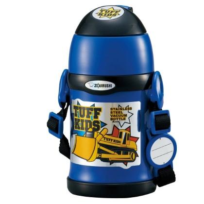 ZOJIRUSHI 象印 ステンレスボトル 0.45L ブルー SC-ZS45-AA水筒 子供用(男の子)