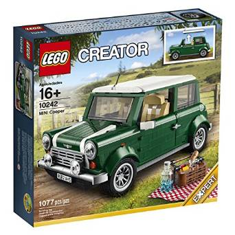 レゴ クリエイター ミニクーパー 10242 LEGO