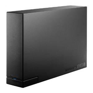 アイ・オー・データ機器 USB3.0/2.0対応 外付ハードディスク ブラック 3TB HDCL-UT3.0KB