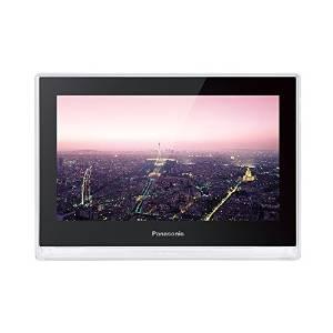 Panasonic プライベート・ビエラ HDDレコーダー付ポータブル地上・BS・110度CSデジタルテレビ 500GB 10v型 UN-JL10T3-K