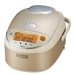 象印 圧力IH炊飯器 5.5合 NP-ZE10-NL