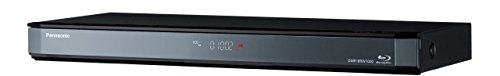 Panasonic 1TB 2チューナー ブルーレイレコーダー 4Kアップコンバート対応 DIGA DMR-BRW1000