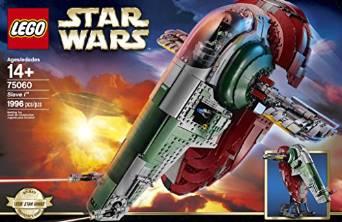 レゴ スターウォーズ 75060 UCSスレーブ1 並行輸入品